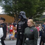 darth vader at dragon con