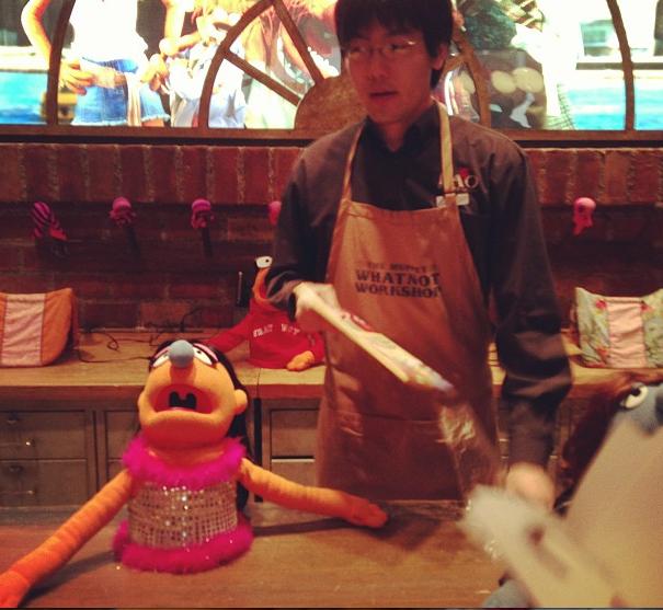 muppet maker