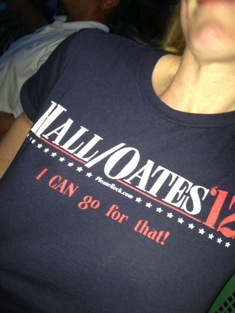 D hall and oates t