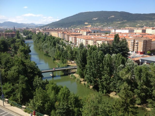 pamplona from high