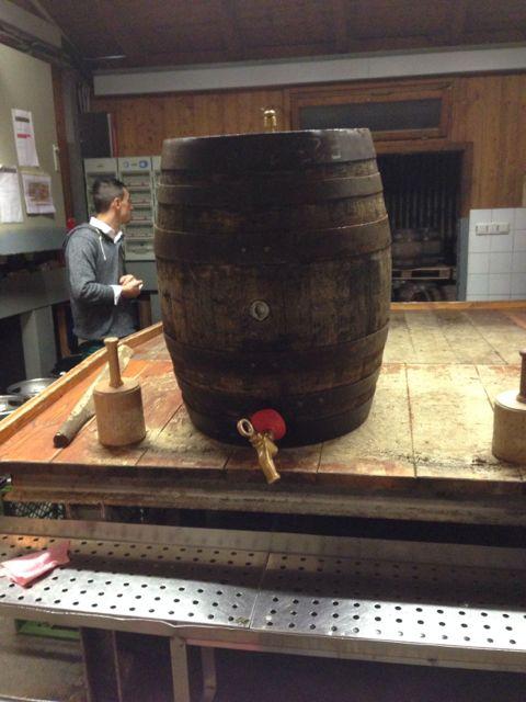 barrel o beer