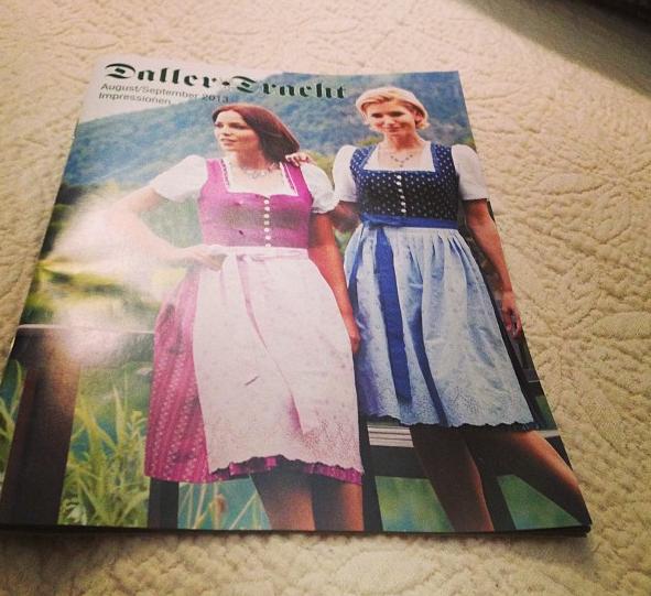 dirndl magazine